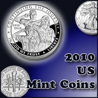 2010 US Mint Coins