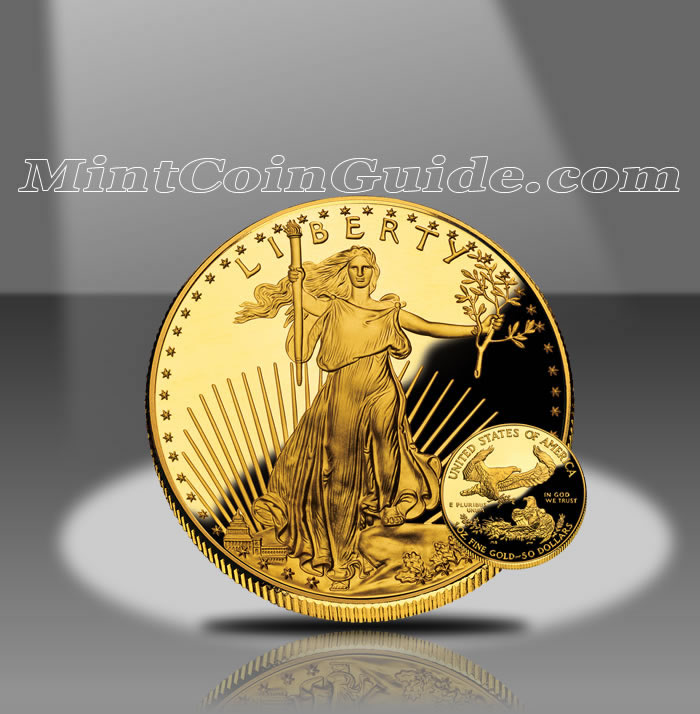 1993 American Gold Eagle Coins Mint Coin Guide