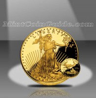 1996 American Gold Eagle Coins