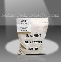 2013 White Mountain America the Beautiful Quarter Bags