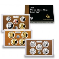 2011 United States Mint Proof Set (US Mint Image)