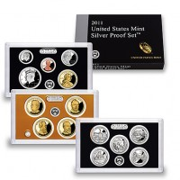 2011 United States Mint Silver Proof Set (US Mint image)