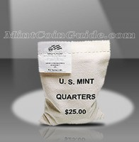 2016 Theodore Roosevelt America the Beautiful Quarter Bags