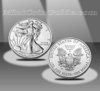 2011-W $1 American Eagle Silver Uncirculated Coin (US Mint images)