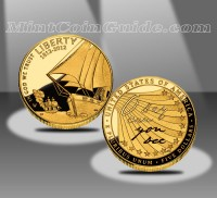 2012 $5 Star-Spangled Banner Commemorative Proof Gold Coin