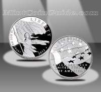 2012 Star-Spangled Banner Commemorative Proof Silver Dollar